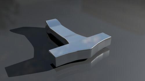 Thors Hammer sølv